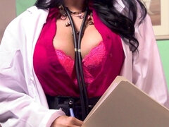 Romi Rain is fucking her horny patient