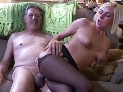 Dad have an intercourse his daughter