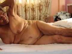 HelloGrannY Latin Homemade Screenshots Compilation