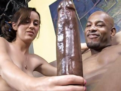 Well-endowed dudes drilling tight holes and more