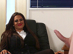 brit spycam trains sub to jerk in office