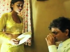Man is ready to fuck Indian wife any moment