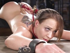 Cheyenne Jewel Punished, Fucked, and also Beaten in Brutal Metal