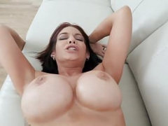 PervMom - Stepmom Gives bj My Dick For Therapy