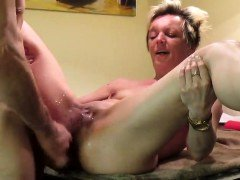 Attractive Wife Fucked About The Dining Table