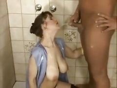 Gorgeous babes from Germany getting banged