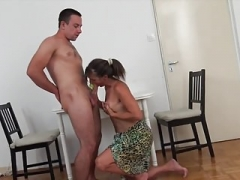 Grown-up wife fucked & fisted