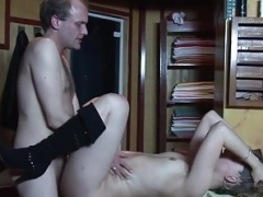 Creampied dutch hoe pussyfucked by tourist