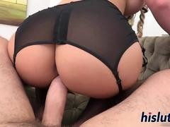 Raunchy Phoenix has her tight butt hammered