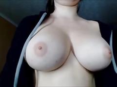 Good-looking natural Russian Tits & Romanian Pussy