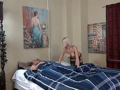 Hot Jugs Daughter Has an intercourse Grandpa While Dad Is