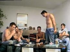 Teenager boys solo shenanigans hidden cams man-loving The Poker Game