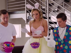 Not a thing can be better than hot sex at Easter Eve