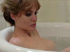 Angelina Jolie Naked in By the Sea