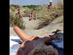 Nudists and additionally Summer