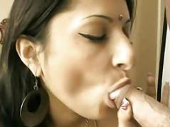 Spermie v puse, Manžel, Indické, Fajka  sanie, Manželka