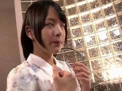 abe mikako that attractive babe ate sperm movie zone 1