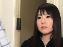 Immature college beauty screwed hard in japanese modes in class