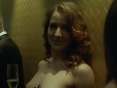 Polish Actress from T2 Transpotting Naked Episode