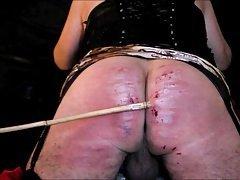 Crossdresser punishment