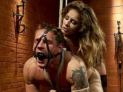 Dom Felony dominating