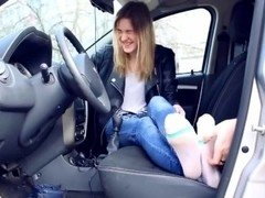 Immature Russian Agent Socks & Barefeet Tickle
