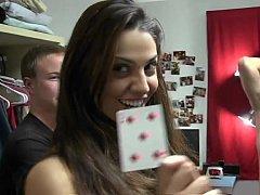 Fabulous dorm poker game