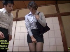 KIL-103 Erotic Pantyhose Female Teacher Who Inadvertently Leaked You At Home
