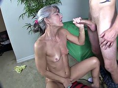 Granny's Sex Vibrator