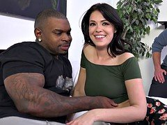 Ava Dalush takes BBC - Cuckold Sessions