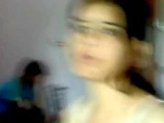 Indian bf female friend Caught Getting down and dirty and Mms