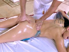 Rectal bangiing instead of massage procedure is the best choice
