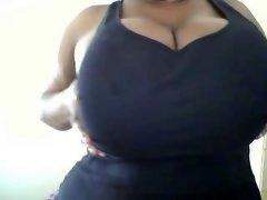 Milk sacks Play.. I Worship her delish Boobies