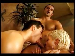 Open-minded Threesomes 7