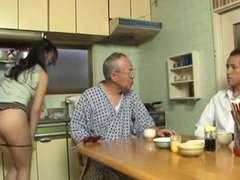 Baben, Creampie, Japansk