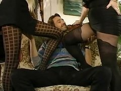 Feuchte Fotzen In Nylon pt.1 Pantyhose get down and dirty
