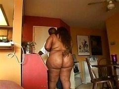Black Big beautiful women Melody Nyte
