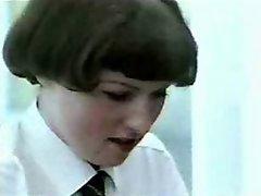 Naughty Schoolgirls-british Wintage