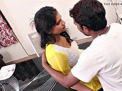 Sweet couples make tender love in erotic clips