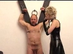 Nipple Torture 1 bdsm bondage dependent female domination supremacy