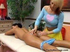 Butt Massage - Oz