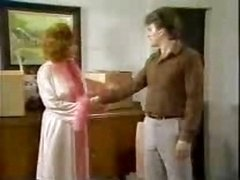 Classic Aunt Hard Sex On Bed