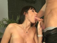 Eva Karera seduces the less aged man into her mom i`d like to fuck cunt