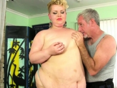 Porky Dame Receives a Filthy Fuck hole Massage