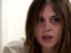 gorgeous gal spanking