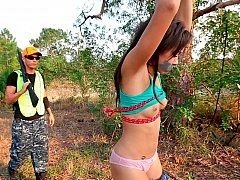 Fearless slutty-teen demands a fine get down and dirty