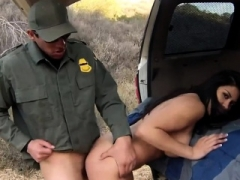 Cop gets down and dirty prisoner hardcore Stunning Mexican floozie Alejandra