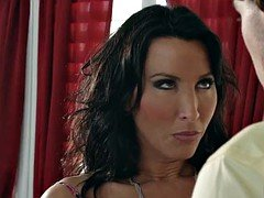 Wild Horny Stepmom can't be controlled