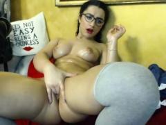 Panties tush solo striptease webcam
