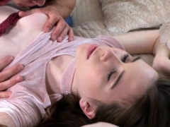 Dane Jones Young and fresh little bra buddies pale angel shares her fuck hole